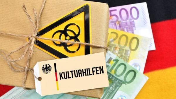 Kunst und Kulturschaffende in der Pandemie