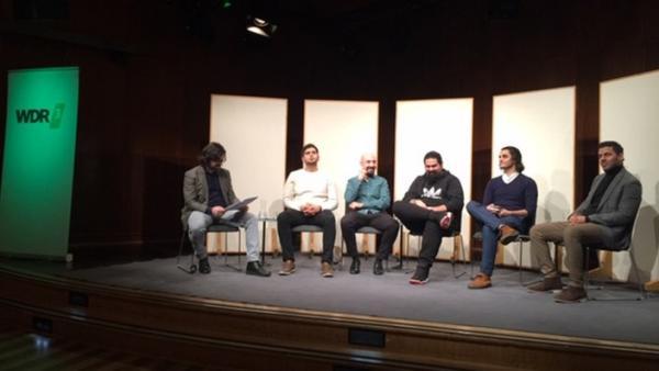 Talentförderung von Geflüchteten im Kulturleben von NRW