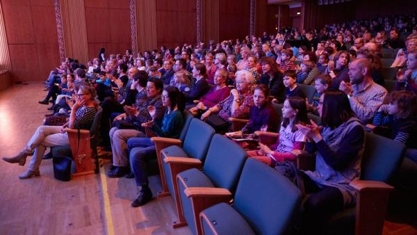 Wozu braucht Schule die Theater?