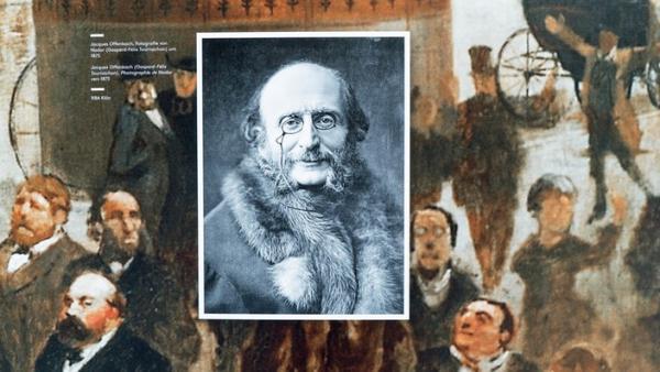 Offenbachs Rheinnixen vs. Wagners Rheintöchter