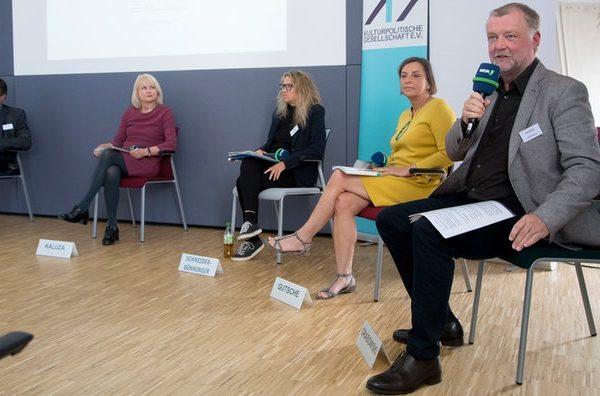 Braucht die Kultur(politik) einen Nachhaltigkeitskodex?