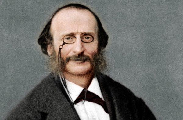 Jacques Offenbach und der deutsch-französische Krieg 1870/71