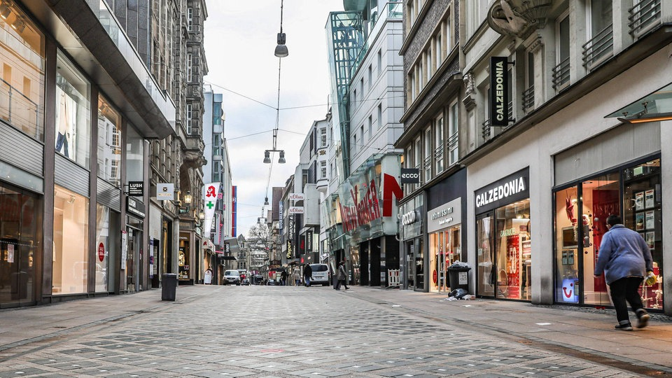 Kaufhaussterben und Innenstadtleben